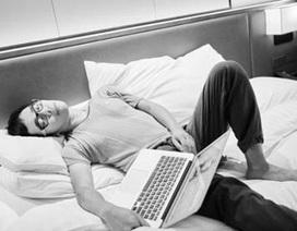"""""""Ngủ thuê"""" ra tiền, nghề tưởng dễ mà cũng mệt không tưởng"""