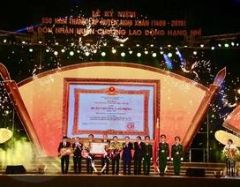 Long trọng Lễ kỷ niệm 550 năm thành lập huyện Nghi Xuân