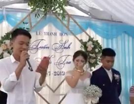 Xúc động bức thư bố gửi con gái trong ngày cưới khiến khách mời rưng rưng