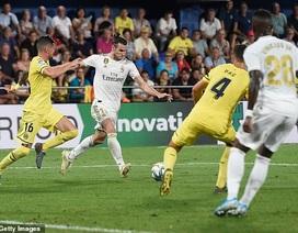 Villarreal 2-2 Real Madrid: Bale lập cú đúp và nhận… thẻ đỏ