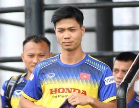 Công Phượng thay đổi kiểu tóc, tự tin đấu Thái Lan