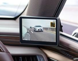 """NHTSA bắt đầu """"tiếp nhận"""" xe dùng camera thay cho gương chiếu hậu"""