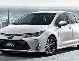 Toyota Altis thế hệ mới tại Thái Lan giá tương đương từ 530 triệu đồng