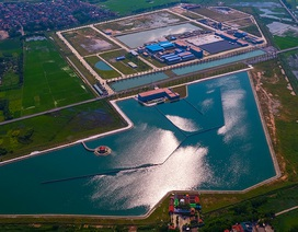 Dự án Nhà máy Nước sạch lớn nhất miền Bắc về đích sớm 16 tháng