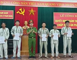 26 phạm nhân được giảm án, tha tù dịp Quốc khánh 2/9