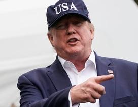 Ông Trump nói Trung Quốc mất tiền trong cuộc chiến thuế quan với Mỹ