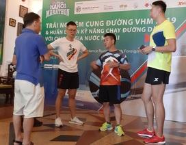 Chạy trải nghiệm cung đường VHM 2019 và huấn luyện cự ly chạy dài