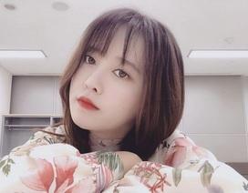 Goo Hye Sun chính thức tuyên bố giải nghệ giữa lùm xùm ly hôn