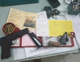 Quán cà phê ở Sài Gòn náo loạn vì 3 thanh niên dùng súng giải quyết mâu thuẫn