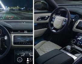 Jaguar Land Rover phát triển màn hình 3D trong xe ô tô