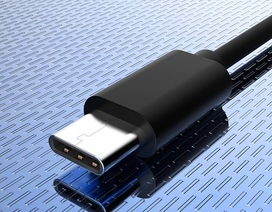 Chuẩn USB 4 chính thức ra mắt, nhanh gấp 8 lần USB 3.0