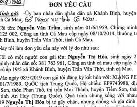 Một cô dâu Việt ở Trung Quốc mất liên lạc với gia đình