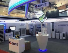 Gree giới thiệu loạt giải pháp điều hòa công nghệ cao