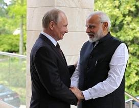Thủ tướng Ấn Độ nói về sự kết nối đặc biệt với Tổng thống Putin