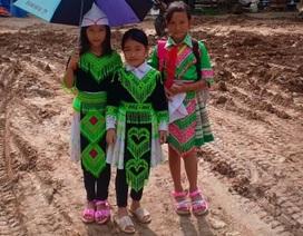 Đáng yêu trẻ vùng cao trong ngày khai giảng năm học mới