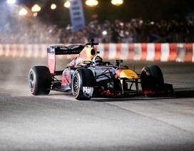 Công bố chi tiết lịch thi đấu Giải vô địch đua xe F1 tại Hà Nội