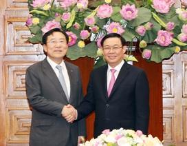 Phó Thủ tướng: Doanh nghiệp Hàn Quốc giữ vai trò quan trọng với kinh tế Việt Nam