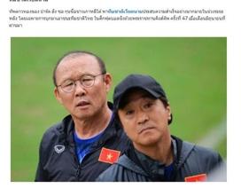 Báo Thái Lan dự đoán đội hình tuyển Việt Nam: Công Phượng đá chính