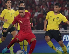 Indonesia 2-3 Malaysia: Cú ngược dòng khó tin