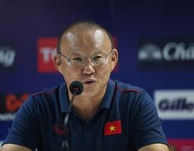 HLV Park Hang Seo bay thẳng sang Trung Quốc sau trận gặp Thái Lan