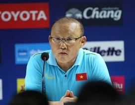 """HLV Park Hang Seo: """"Tuyển Việt Nam suýt thua, nhưng chúng tôi cũng có cơ hội"""""""