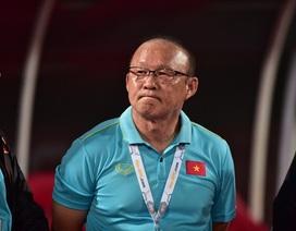 """""""Thầy Park"""" không quan tâm tiếng la ó của cổ động viên Thái Lan"""