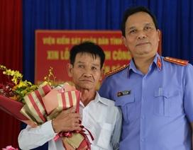Người đàn ông ở Khánh Hòa được xin lỗi sau 38 năm bị oan sai