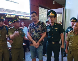 Bắt một người Trung Quốc đang bị truy nã ở biên giới Việt Nam