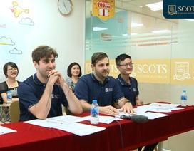 """Nhìn lại chặng đường đồng hành vào chung kết cuộc thi """"Nhà hùng biện tương lai Scots English 2019"""""""