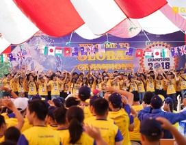 Cuộc đua kỳ thú Giáo dục GLOBAL CHAMPIONS 2019 chào đón 2.000 thí sinh