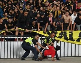 Thái Lan lo sợ bị tấn công khi làm khách ở Indonesia