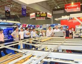 Doanh nghiệp máy móc thế giới hứng thú với thị trường Việt Nam