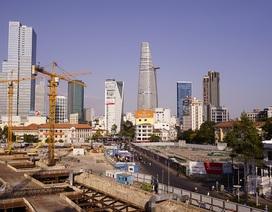 TPHCM xây trung tâm thương mại dưới lòng đất