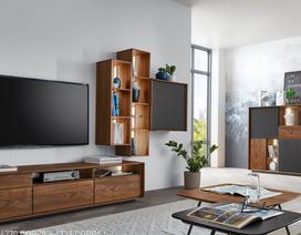 Biến hóa không gian sống đầy thú vị với những xu hướng mới nhất của nội thất Đức