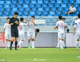 U22 Trung Quốc 0-2 U22 Việt Nam: Cú đúp của Tiến Linh