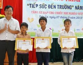 Khen thưởng 3 học sinh dũng cảm cứu người khỏi đuối nước