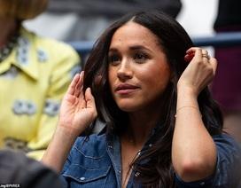 Meghan Markle đi xem Serena Williams thi đấu tennis