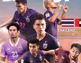 """Thái Lan bán sạch vé trong… 2 phút, CĐV UAE mua với giá """"cắt cổ"""""""