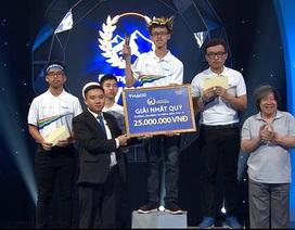 Tấm vé cuối cùng chung kết năm Olympia 19 gọi tên nam sinh Đắk Lắk