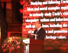 Thủ tướng: Mỗi di sản trên đất nước chúng ta là một minh chứng về hình ảnh Việt Nam hội nhập, cởi mở