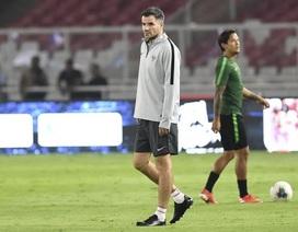 """HLV Indonesia: """"Tôi sẽ học hỏi cách đá của đội tuyển Việt Nam"""""""