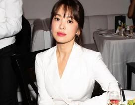 Vẻ đẹp không tì vết của Song Hye Kyo hậu ly hôn