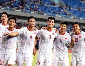 Martin Lo được HLV Park Hang Seo triệu tập cho trận đấu với U22 UAE