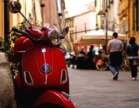 Xe Vespa cổ bị cấm lưu hành trên chính quê hương Italia