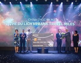 Ra mắt thẻ VPBank Travel Miles dành cho khách hàng thích đi du lịch