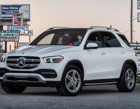Mercedes-Benz triệu hồi GLE-Class vì nguy cơ nước điều hoà chảy vào khoang lái