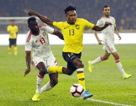 Malaysia 1-2 UAE: Cú đúp của Mabkhout