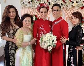 Chồng cũ của ca sĩ Nguyễn Hồng Nhung tổ chức đám cưới lần hai