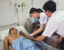 Điều trị thành công ổ cặn mủ màng phổi cho bệnh nhân người Lào