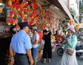 Đồ chơi trung thu: Hàng Trung Quốc vẫn la liệt, thiếu những món mới, lạ